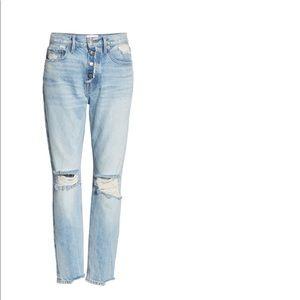Frame Rigid Re-release Le Original Skinny Jean